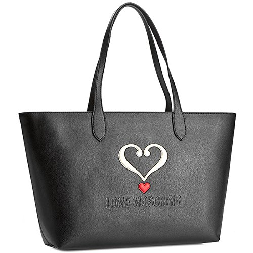 Borsa Shopping Love Moschino | P/E 2016 | JC4073PP11LF0-Nero