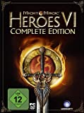 Might & magic: Heroes VI - complete edition [import allemand]