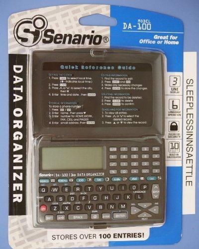 Senario Data Organizer Da-100 - 1