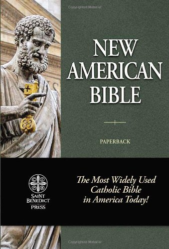 Holy Bible: New American Bible