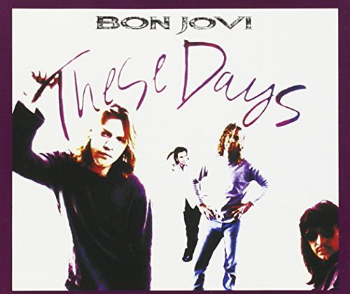 These Days [CD 1] by Bon Jovi (1996-08-02)