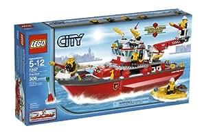LEGO City Fire Ship