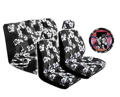 hawaiian car seat cover discounted. Black Bedroom Furniture Sets. Home Design Ideas