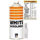 ガレージ・ゼロ 液体燃料 ホワイトガソリン 1L [GZ401]