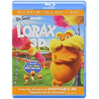 Dr. Seuss' The Lorax [Blu-ray]