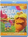 Dr Seuss the Lorax (3 Discos) [Blu-Ray 3D]<br>$829.00