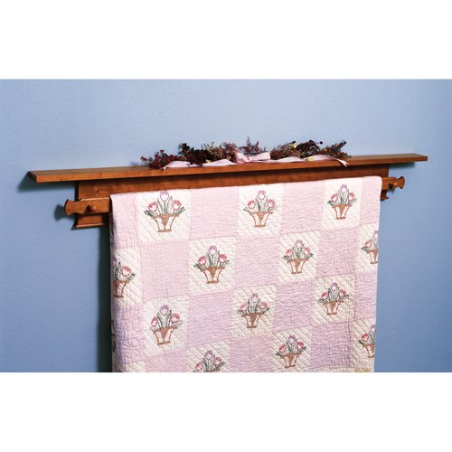 PDF DIY Wood Magazine Quilt Rack Plans Download how to build wood box ...