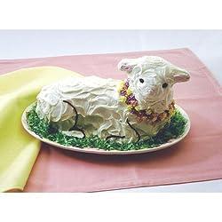 Nordic Ware Spring Lamb 3 - D Cake Mold