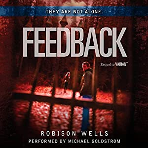 Feedback | [Robison Wells]