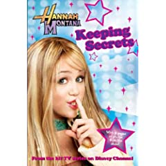 Disney Hannah Montana Keeping Secrets (Disney Novelisation)
