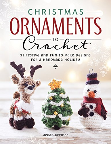 Christmas Ornaments to Croche