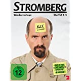 "Stromberg - Staffel 1-5 [Limited Edition] [10 DVDs]von ""Christoph Maria Herbst"""