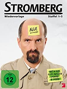 Stromberg - Staffel 1-5 [Limited Edition] [10 DVDs]
