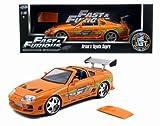 1/18 WildSpeed 1995 Toyota Supra - orange