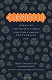 img - for Euripides III: Heracles, The Trojan Women, Iphigenia among the Taurians, Ion (The Complete Greek Tragedies) book / textbook / text book