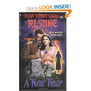 A New Fear (Fear Street Sagas #1) by