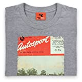 Autosport First Cover T Shirt, Mens