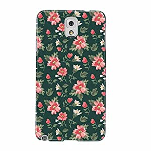 Fusion Gear Flowers Case for Samsung Galaxy Note 3