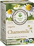 Traditional Medicinals Organic Chamomile Tea, 16 Tea Bags (Pack of 6)