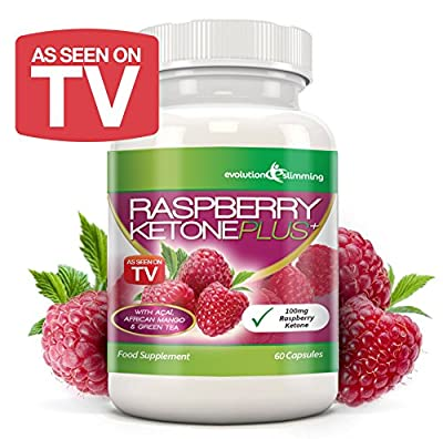 Raspberry Ketone PLUS [AS SEEN ON TV] (Buy 2 Get 1 OxyPlus FREE) (Over 1 million sold, official weight loss brand as featured on FOX NEWS made from EU approved safe and natural raspberry ketones extract) Weight Loss Lean Fat Burning Supplement Plus Appeti