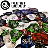 Planet Waves Pearloid Guitar Picks - 48 Assorted Variety Pack - Celluloid - Includes