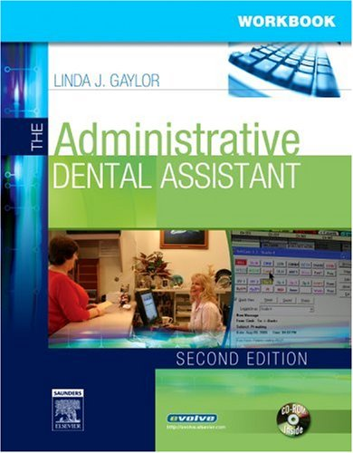 Student Workbook for The Administrative Dental Assistant, 2e