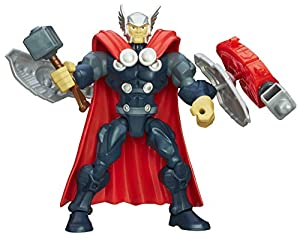 Marvel Avengers Super Hero Mashers Battle Upgrade Thor