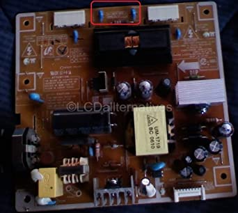 Repair Kit, Samsung 940BF, LCD Monitor, Capacitors Only, Not the Entire Board