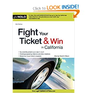 Fight Your Ticket & Win in California  by David Brown Attorney