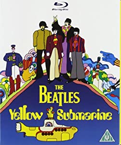 Yellow Submarine [Blu-ray] from Capitol