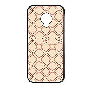 Vibhar printed case back cover for Xiaomi Redmi 1s Pattern07ovals