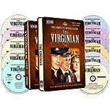 The Virginian....Season 4 Tin