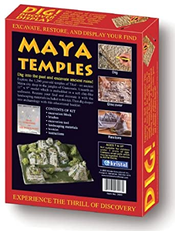 Dig! Discover Maya Temples