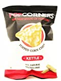 Medora Snacks Popcorners Popped Corn Chips, Kettle, 1.1 Ounce (Pack of 40)