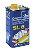 ATE 706402 Original SL.6 DOT 4 Brake Fluid - 1 Liter