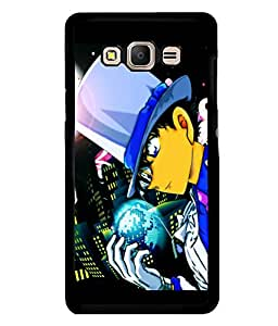 printtech Anime Character Japan Back Case Cover for Samsung Galaxy E5::Samsung Galaxy E5 E500F