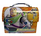 Disney Toy Story Star Command Dome Buzz Lightyear Lunch Box - Buzz Lightyear Tinbox - Buzz Lightyear Box