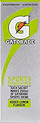 Gatorade Powder multi-pack- Lemon Flavor (4 sachets)