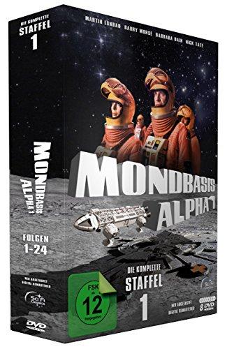 Mondbasis Alpha 1 - Die komplette erste Staffel (Folge 1-24) - Extended Version (Neuabtastung) [8 DVDs]