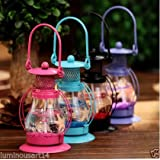 Atorakushon GEL CANDLE HURRICANE GEL LANTERN CANDLE FOR BIRTHDAY DECORATION DIWALI GIFT