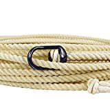 King Saddlery Inc 60 Horse Rope (Tamaño: One Size)