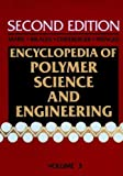 img - for Cellular Materials to Composites, Volume 3, Encyclopedia of Polymer Science and Engineering, 2nd Edition book / textbook / text book