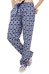 Women's Cotton Track Pant By Just4You