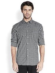 ColorPlus Black Men's Shirt