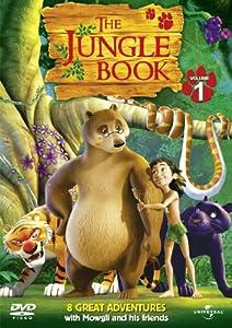 The Jungle Book, Vol. 1 [DVD]