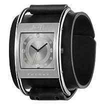01TheOne Unisex AN02G02 Analog Steel Bow Binary Fashion Watch