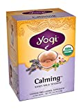 Yogi Calming Tea, 16 Tea Bags, 1.02oz (Pack of 6)