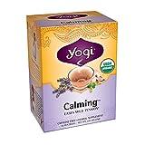 Yogi Calming Tea, 16 Tea Bags, 1.02oz (Pack of 6) ~ YOGI