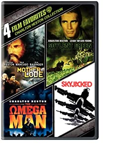 Mother Lode / The Omega Man / Soylent Green / Skyjacked