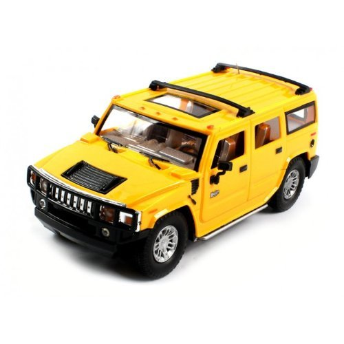 XTR Remote Controlled Hummer H2, 1:24 Scale (Radio Control Hummer compare prices)